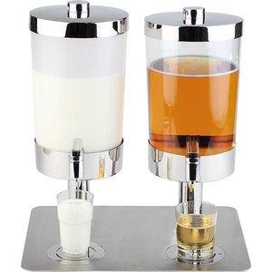 APS Juice and milk dispenser