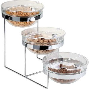 APS 3-tiers buffet stand