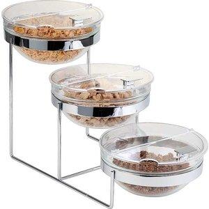 APS 3-traps buffet frame