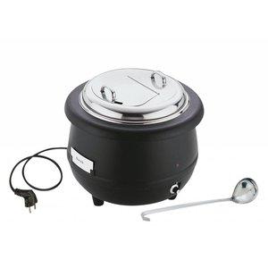 APS Kociołek Elektryczny na Zupę z Chochlą   10L