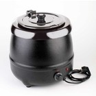 APS Elektrische Wasserkocher für die Suppe   9L