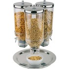 APS Cereal dispenser -ROTATION-  ca. Ø 38 cm, hoogte 54 cm