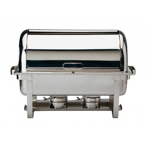 APS Rolltop chafing dish 'SWISS'