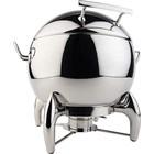 APS Kociołek na zupę ze stojakiem | 10L | śr. 480x(H)450mm