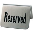 APS Tabliczka 'Reserved' | Zestaw 2 szt.