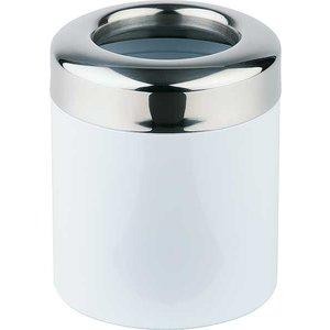APS Stołowy Pojemnik na Odpadki | Metalowy | Ø120x150 mm
