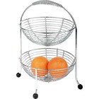 APS Duplex Stand with Holder for fruit | 300x300x355 mm
