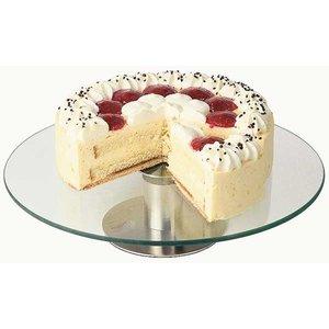 APS Rotating cake plate
