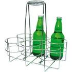 APS Baby carrier for 6 bottles - Chrome | 6x Ø95 mm