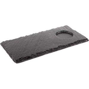 APS Tray Serwingowa Stone Slate   250x120 mm