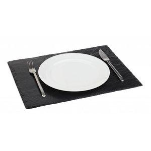APS natural slate tray rectangular