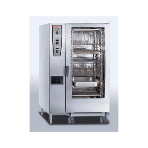 Rational De combi-steamer | Benodigdheden | 400V | 20xGN2 / 1 of 40xGN1 / 1