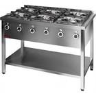 Kromet Kuchnia gazowa 6 palnikowa | 42000W