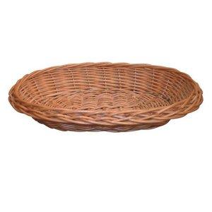 TOM-GAST Wicker Basket Oval | 21x16 cm