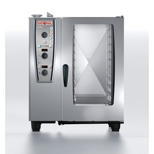 Rational The combi steamer | Supplies | 400V | 10xGN1 / 1 or 20xGN1 / 2