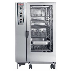 Rational Combi-steamer | Gas | 230 | 20xGN2 / 1 of 40xGN1 / 1
