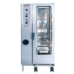 Rational The combi steamer | Gas | 230 | 20xGN1 / 1 or 40xGN1 / 2