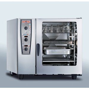 Rational Combi-steamer   Gas   230   10xGN2 / 1 of 20xGN1 / 1