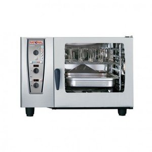 Rational The combi steamer | Gas | 230 | 6xGN2 / 1 or 12xGN1 / 1
