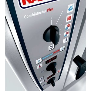 Rational De combi-steamer | Gas | 230 | 6xGN1 / 1 of 12xGN1 / 2