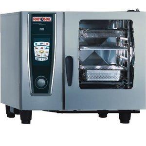Rational Piec konwekcyjno-parowy | elektryczny | 400V | 6xGN1/1 lub 12xGN1/2