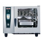 Rational Der Heißluftdämpfer   Supplies   400V   6 x GN2 / 1 oder 12 x GN1 / 1