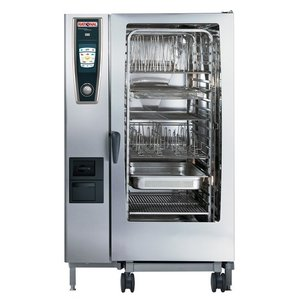 Rational The combi steamer | Gas | 230 | 20 x GN2 / 1 or 40 x GN1 / 1