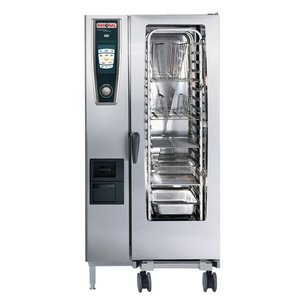 Rational The combi steamer | Gas | 230 | 20 x GN1 / 1 or 40 x GN1 / 2