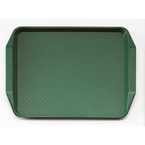Serving tray | with contoured handles | 300 x 410 mm