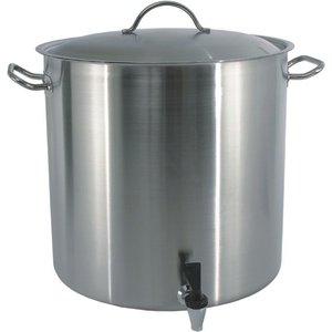 TOM-GAST Pot met een kraan