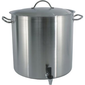 TOM-GAST Pot with a tap