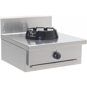 Saro Gas cooker WOK | 1 burner | 14 kW | Ø300-380mm