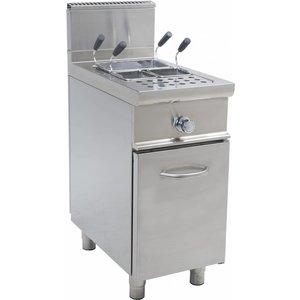 Saro Gerät zum Kochen von Nudeln | Gas | 28 l | 40x70x85cm | 11 kW