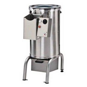 RM GASTRO Peeler, stainless steel | 20 kg