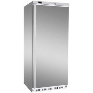 RedFox Szafa chłodnicza | 777x695x1895mm | 570l | srebrna