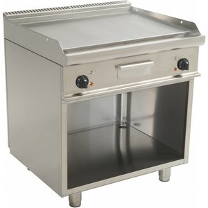 Saro Barbecues | Smooth | 790x530mm | 400V / 10.4 kW