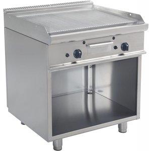 Saro Gas-Grill auf der Grundlage | prismatische | 790x530mm | 12 kW