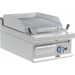 Saro Lava gas grill | 400x700x270mm | 8kW