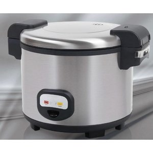 Saro Rice cooker stainless steel | 13 L | 230 V