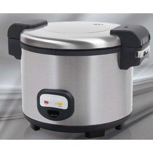 Saro Urządzenie do Gotowania Ryżu stal nierdzewna | 13 L | 230 V