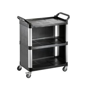 Saro Trolley, 3 etages, 845x430x950mm, 150Kg