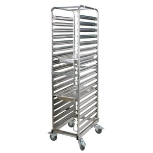 Saro Trolley for trays 600 x 400 mm Model LIAM
