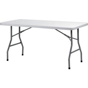 ZOWN Stół prostokątny składany | 152.4x76.2x74.3 cm