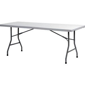 ZOWN Prostokątny stół składany | 182.9x75.2x74.3 cm