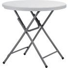 ZOWN Stół składany niski Praxis80 | śr. 800x(H)740mm