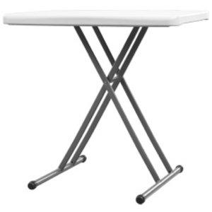 ZOWN Multifunctionele tafel met in hoogte verstelbaar | 50kg max.