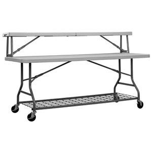 ZOWN Tabelle Buffet 182.9x76.2x104.7 cm