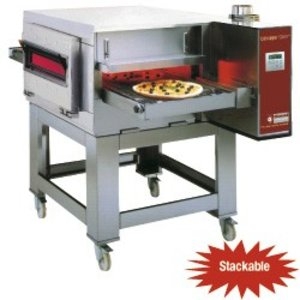 Diamond Elektrische pizza oven pizza Ø 40-30 x 350 mm