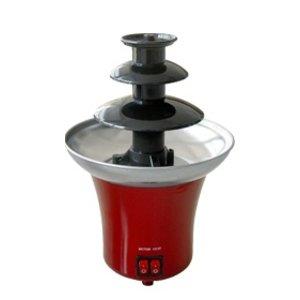 Optimal Czekoladowa fontanna do użytku domowego | 500 g | 32W | 220-240V | śr. 160x(H)230mm