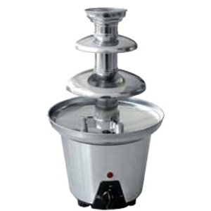 Optimal Chocolate fountain stainless steel | 600 g